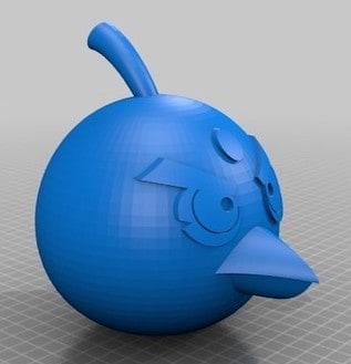 Foul Fowl 3D Model