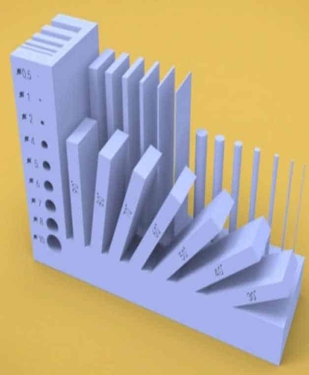 3d Printing Test Free 3d Printer Models