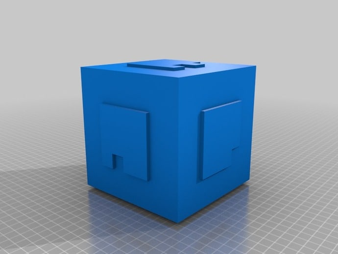 Arcube3 Free 3d Printer Models
