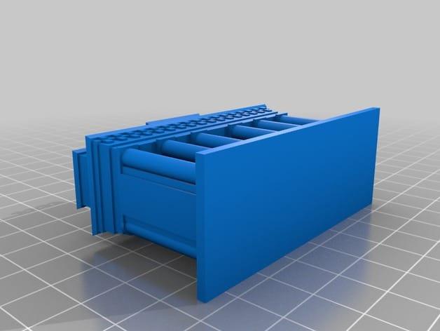 Brandenburg Gate Free 3d Printer Models