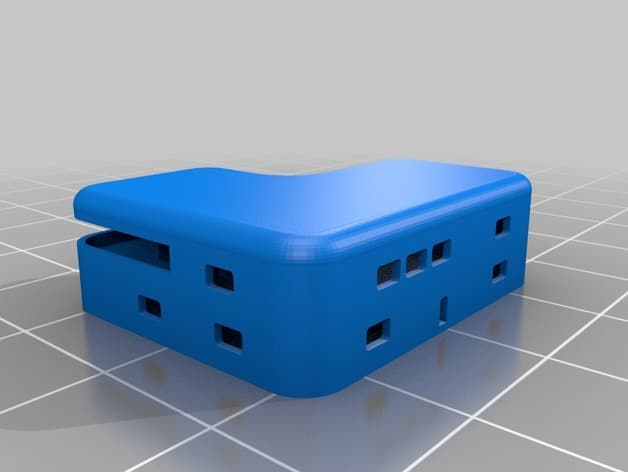 Future house free 3d printer models 3d printer models free