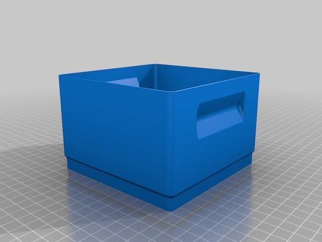 Stacking Box Free 3d Printer Models