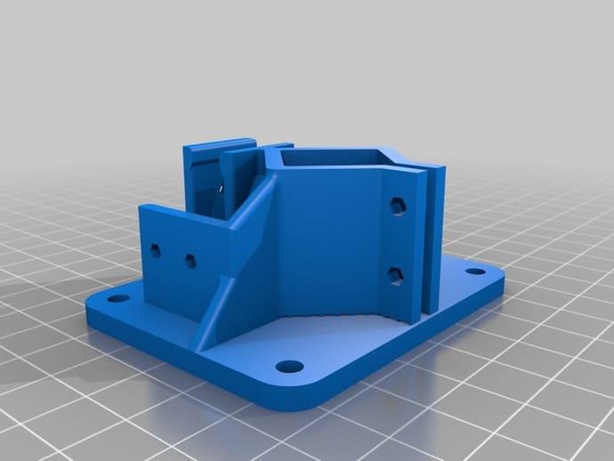 Delta Pi Printer Free 3d Printer Models